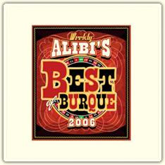 AlibiBestOfBurqueAward2006
