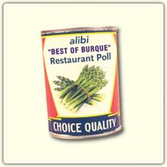 AlibiBestOfBurqueRestaurantPoll2003