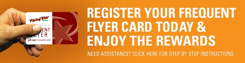 Register Your Card Today/Need Assistance