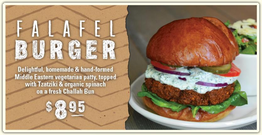 Flying-Star-Falafel-Burger