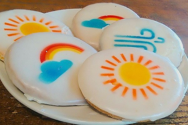 Spring Deco Cookies
