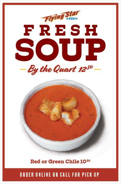 Fresh Soup by the Quart